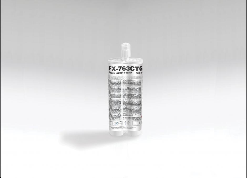 FX-763CTG Cartouche d'époxy à faible module d'élasticité