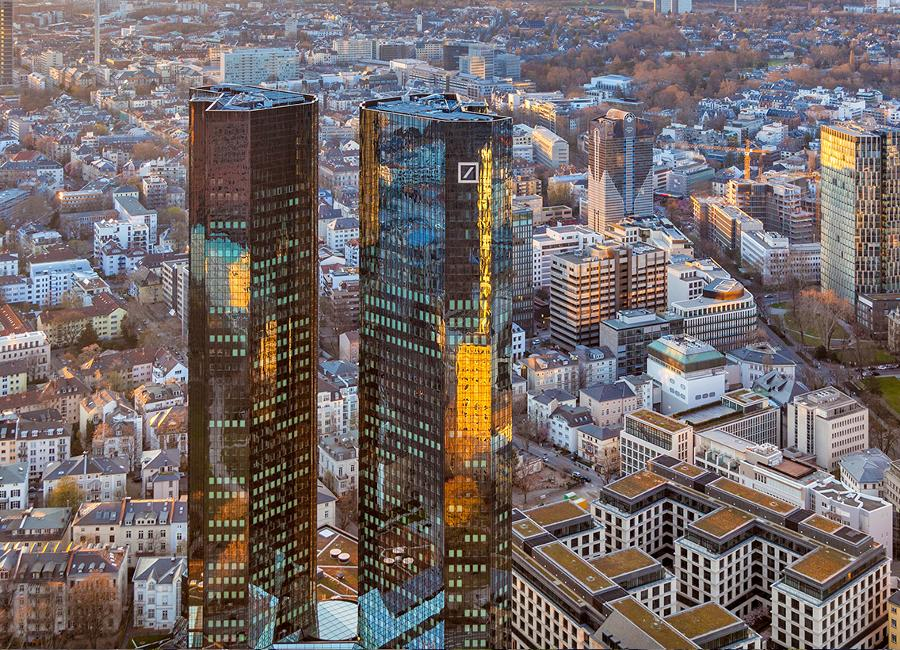 Deutsche Bank, Francfort-sur-le-Main