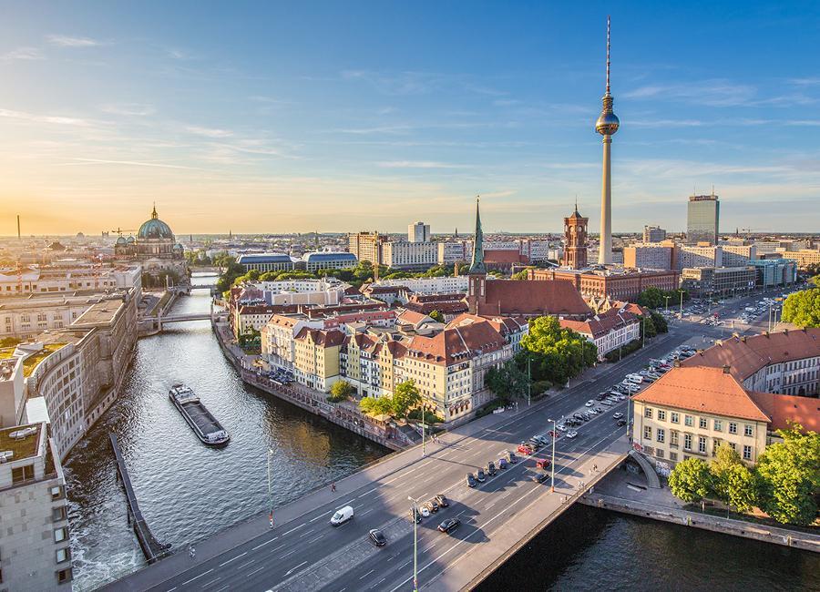 Chaussée Oranienburger, Berlin