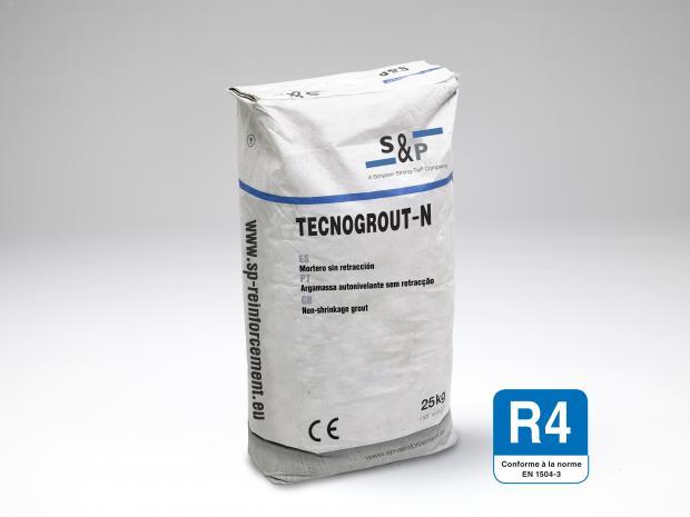 S&P TECNOGROUT-N, S&P TECNOGROUT-N/PR, S&P TECNOGROUT-N/GR